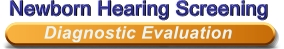 Newborn Hearing Screening - Diagnostic Evaluation
