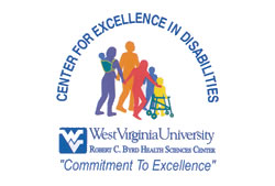 WVU Center for Excellence in Disabilities Logo